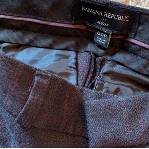2 Banana republic pants